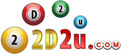 Online Lottery - 2D2U The Most Trusted Online Lottery in Asia